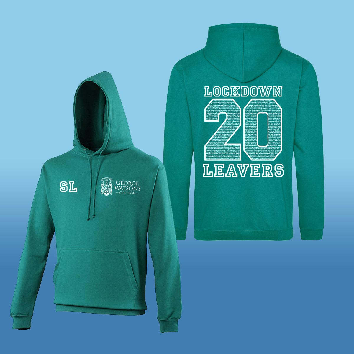 George Watsons P7 Leavers Hoody
