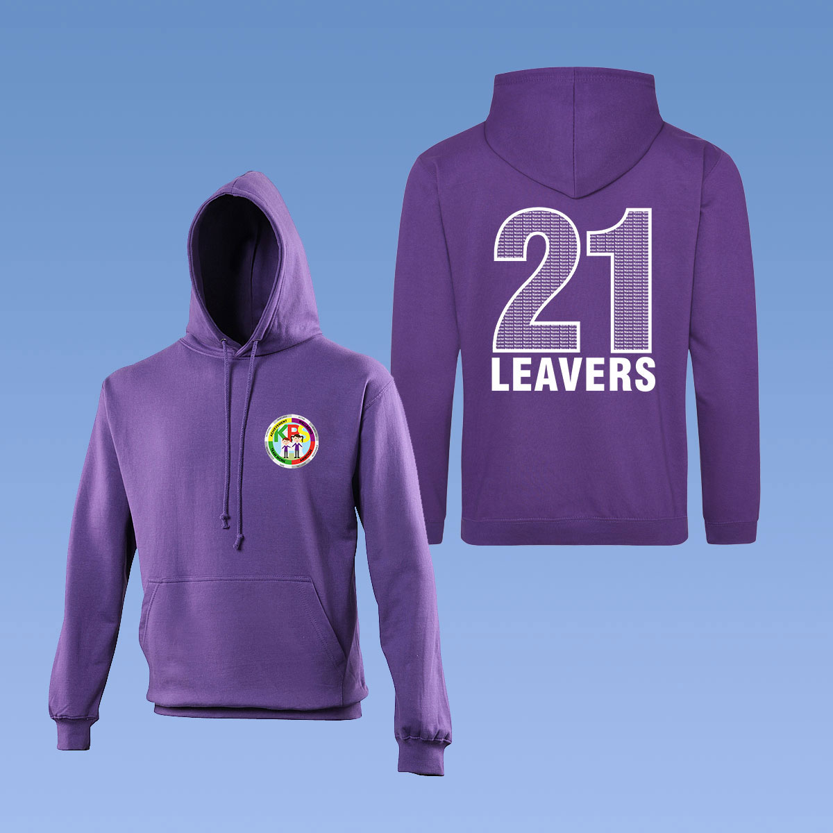 Kinross Primary Leavers Hoodies