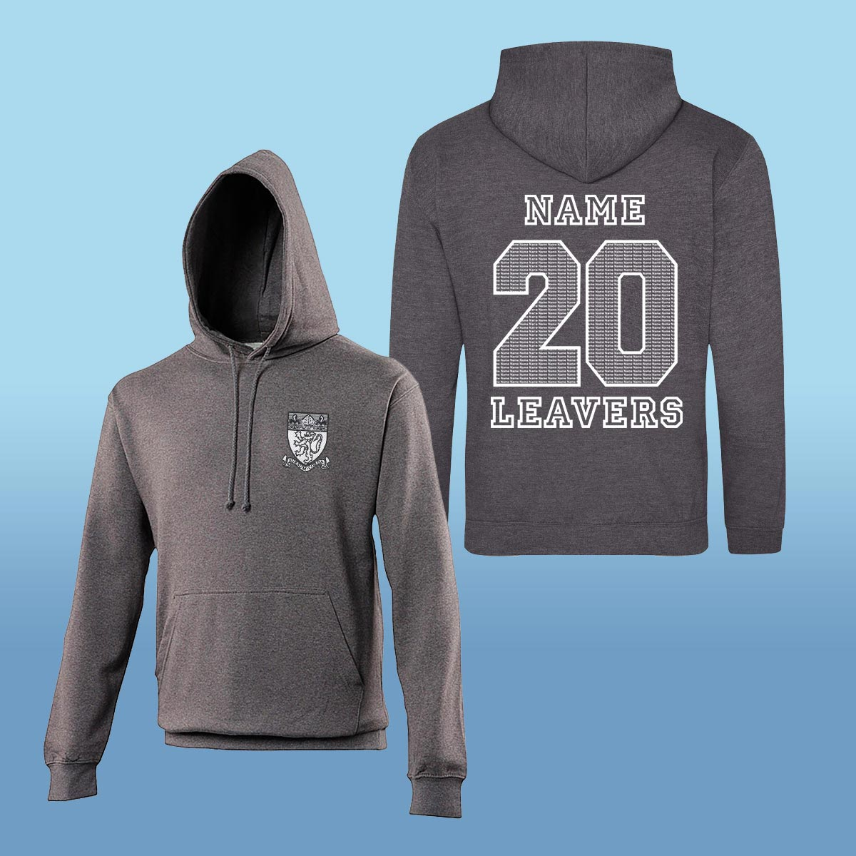 Piggot School Leavers Hoodies