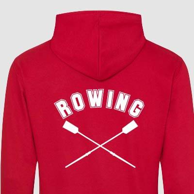 Rowing Tour Hoodies