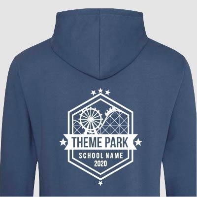 Theme Park Trip Hoodies
