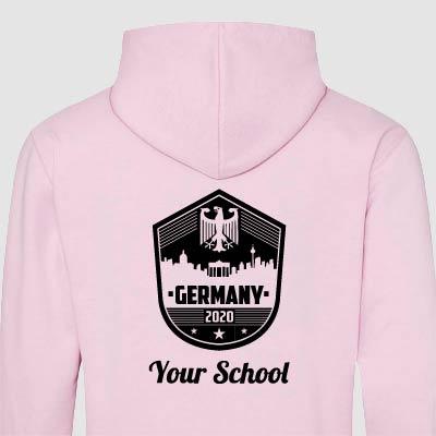 Germany Trip Hoodies