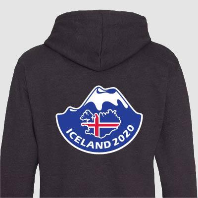 Iceland Trip Hoodies