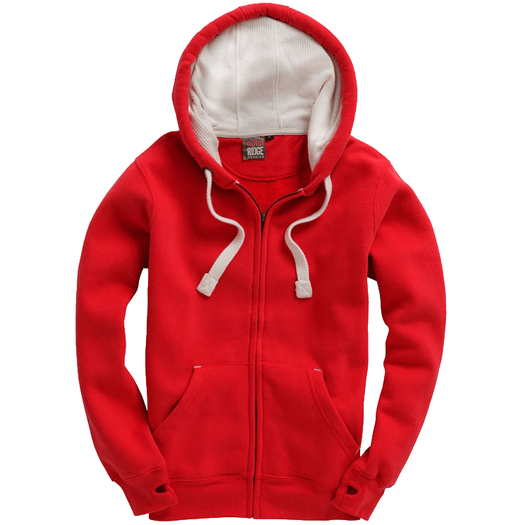 Ultimate Zipped Leavers Hoodie