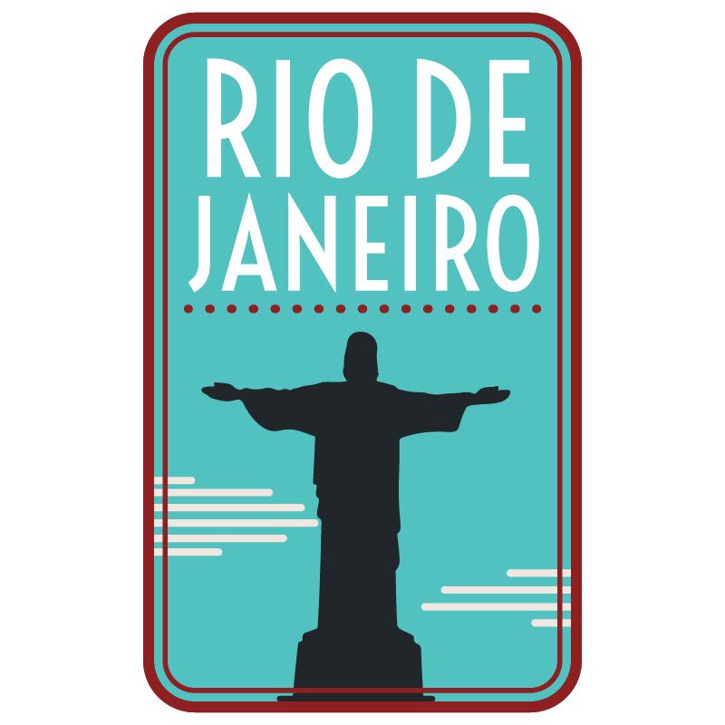 Rio De Janeiro Design 3