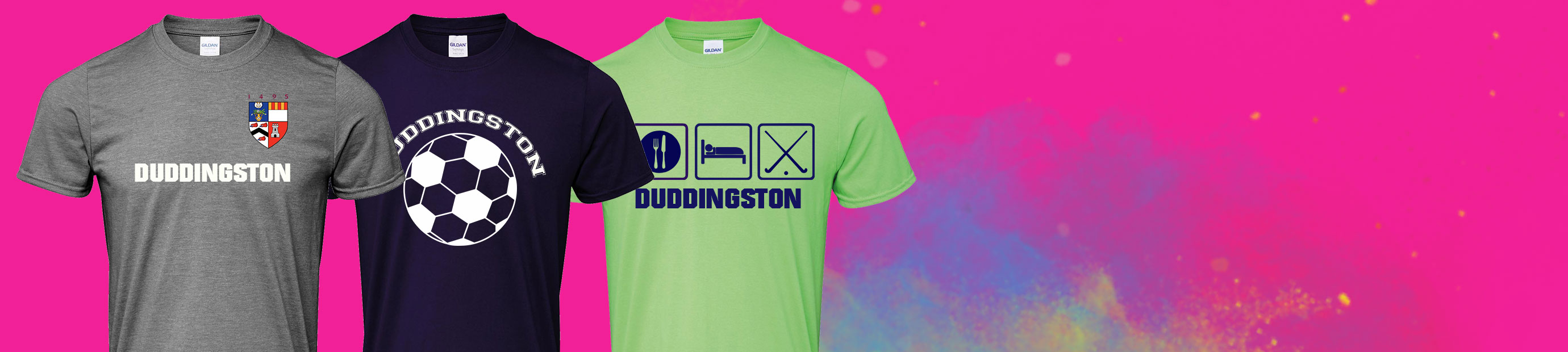 T-Shirt Printing in Duddingston